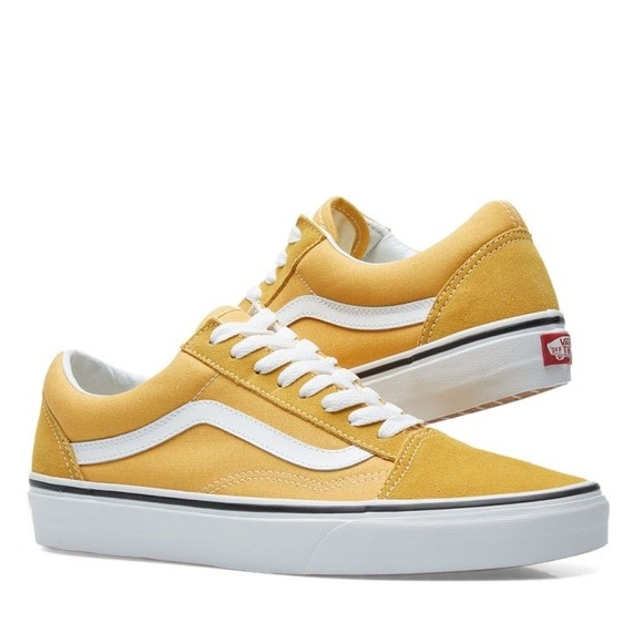 Vans Old Skool Ward suede cap toe low top sneaker